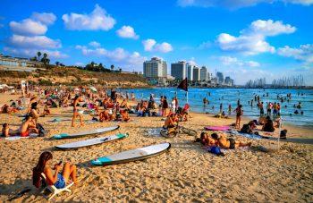 Tel Aviv Ultimate Guide - Beach