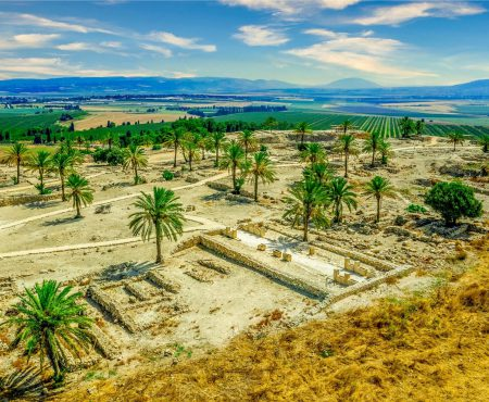 Jezreel Valley Ultimate Guide - Tel Megiddo