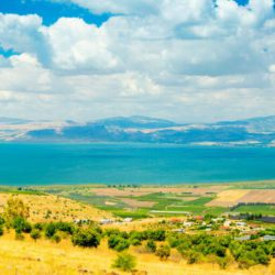 Christian Holy Land Seven Day Tour - Title