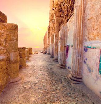 Masada Museum Tour