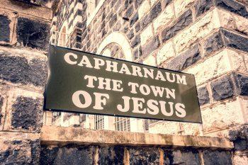 Sign Capernaum