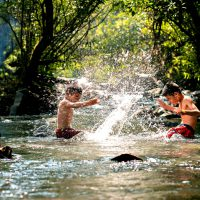 Things to Do in Israel With Kids in the Summer