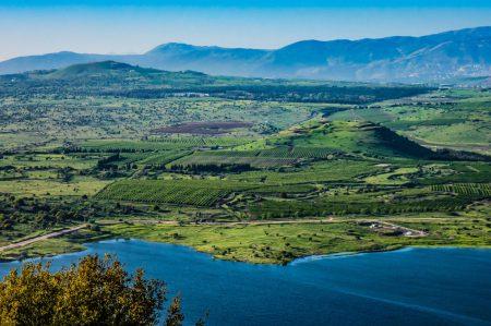 Golan Heights Ultimate Guide - Lake Ram