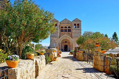 Jezreel Valley Ultimate Guide - Church of Transfiguration