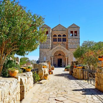 Nazareth Ultimate Guide - Church of the Transfiguration, Mount Tabor