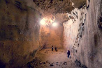 Masada Water Cisterns
