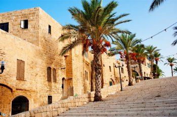 Old Jaffa Tour - Jaffa Old Street