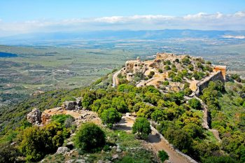 Golan Heights Ultimate Guide - Nimrod Fortress