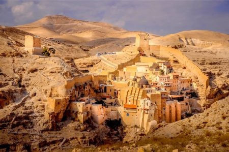 Judaean Desert Ultimate Guide - Mar Saba Monastery