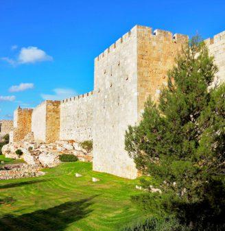Walls of Jerusalem: The First Wall